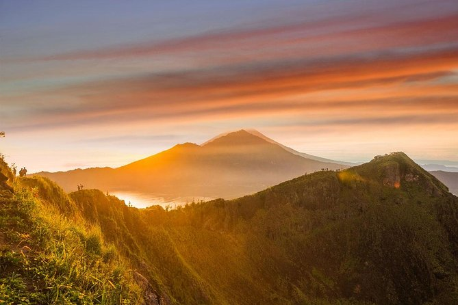 Mount Batur Volcano Sunrise Trekking with Hot Spring Shared Trip