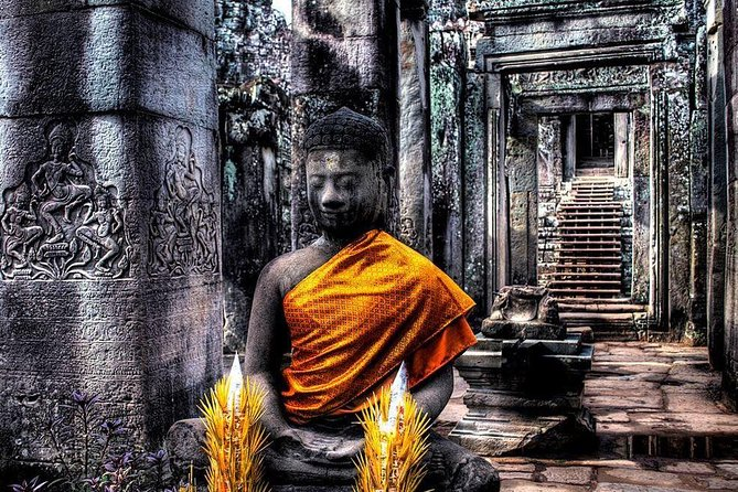 Explore Angkor Temples by Jeep photo 12