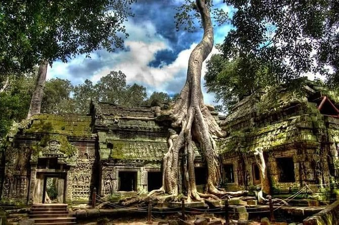 Explore Angkor Temples by Jeep photo 11