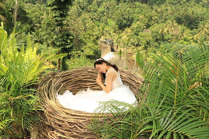 Skip the Line: Bali Swing Active Package Ticket