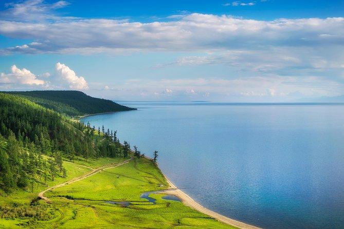 Attractive Lake Khuvsgul