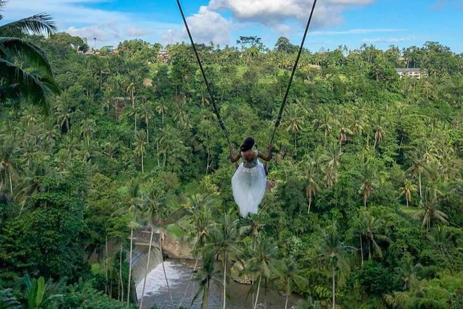 Bali Swing with Return Transport