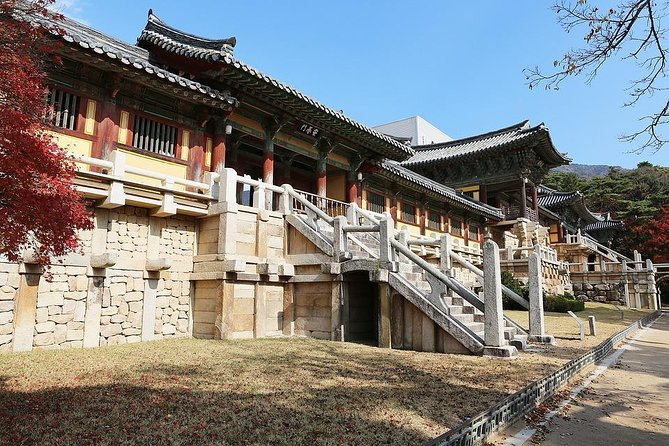 Gyeongju World HERITAGE Tour from Busan (11 hours)