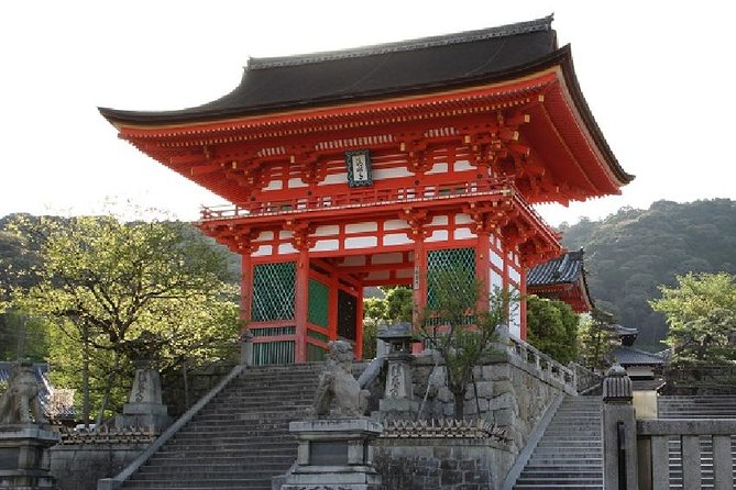 Kiyomizu-dera Temple - Niomon Gate
