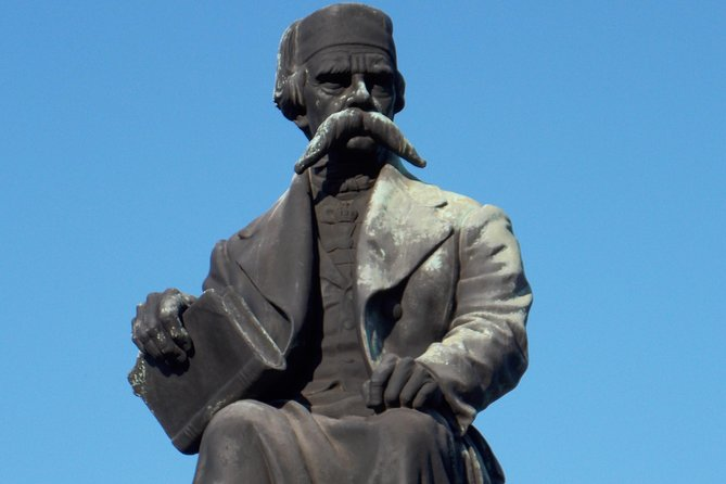 Vuk Stefanović Karadžić's monument