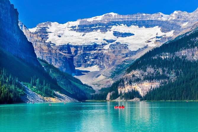 Fairmont Experience 4D Tour in the Rockies from Calgary RouteC(Airport transfer)
