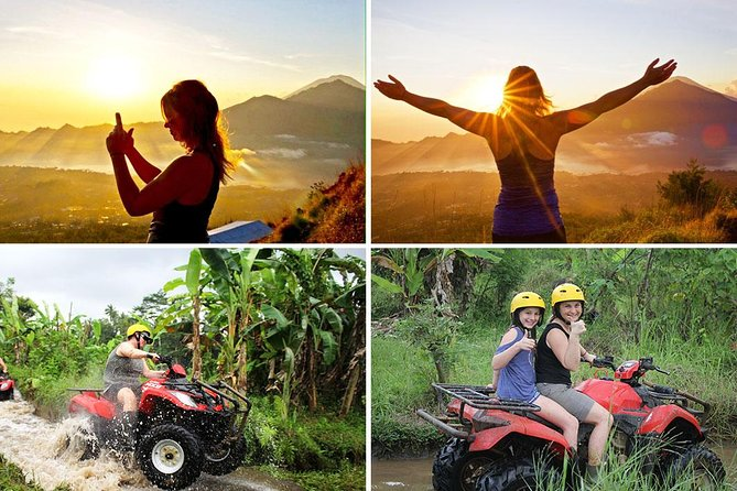 Amazing Bali Sunrise Trekking and ATV Ride Packages