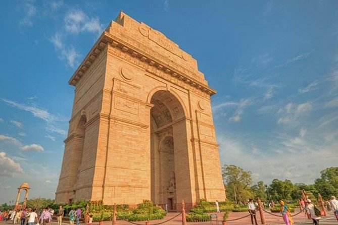 Private Full Day Sightseeing Tour of Delhi
