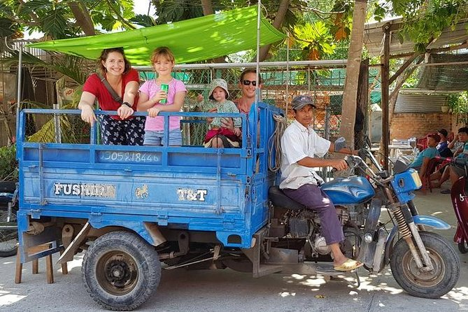 Nha Trang Highly Recommended Private River Cruise by boat