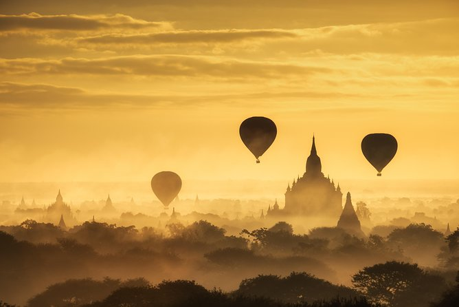 One Day on Mysterious Bagan Land