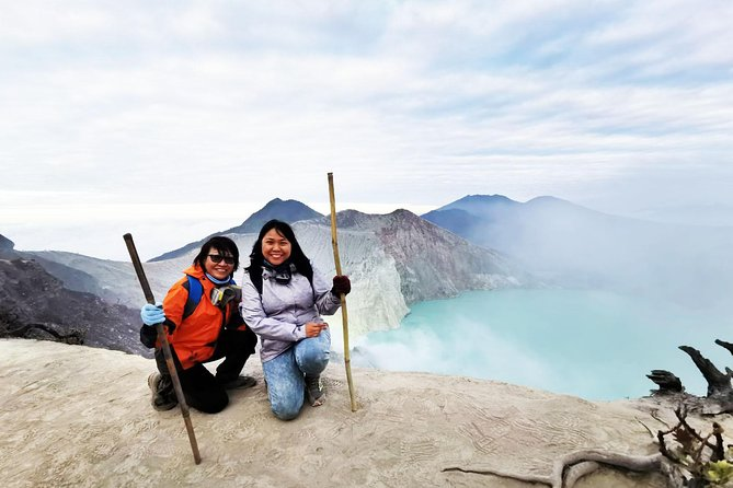 Mount Ijen Blue Flame Tour 2D1N - From Surabaya
