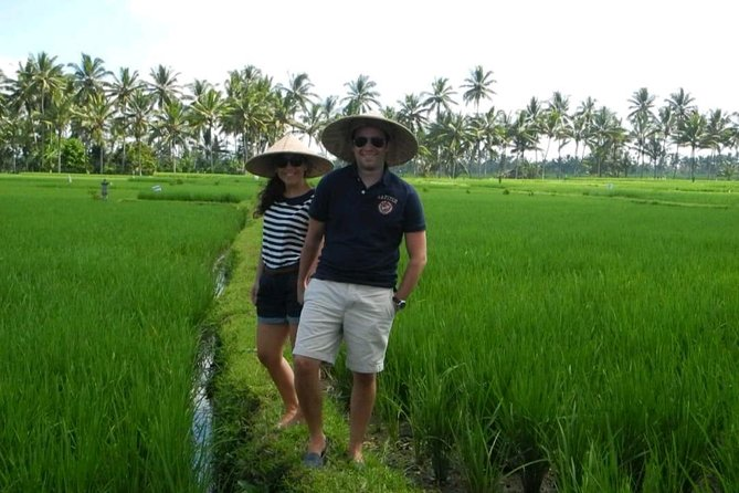The Tegalalang Rice Fields And Campuhan Ridge Walks