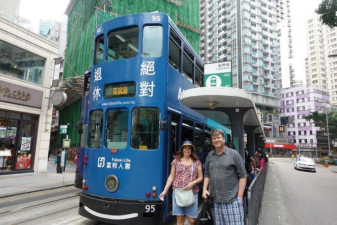 Full Day Hong Kong & Kowloon City and Historical Tour