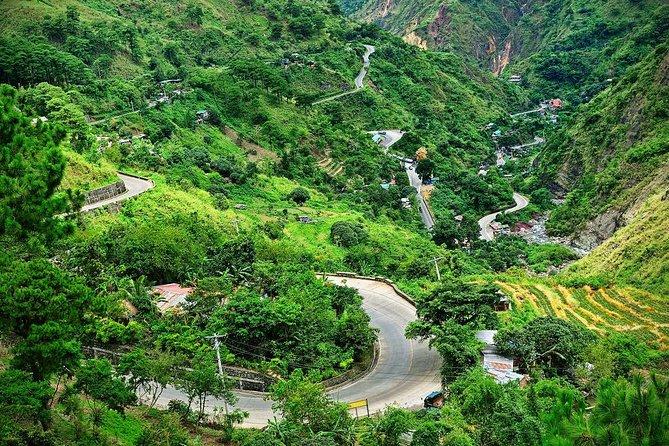 Baguio Countryside Tour