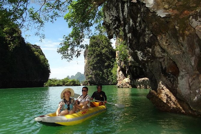 Sea Cave Canoe Tour (JOIN TOUR) photo 1