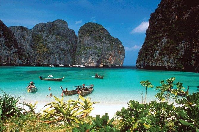 phi phi island day trips from phuket