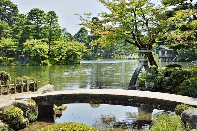Cultural and meditation Tour through Ishikawa prefecture
