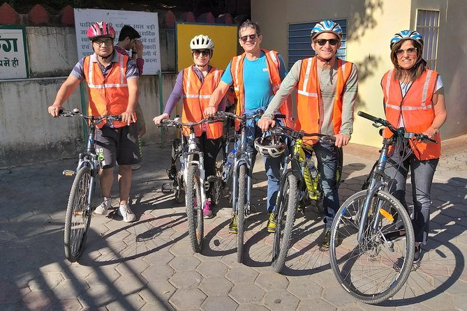 Udaipur Old City Cycle Tour