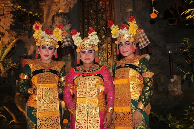 The Legong Keraton Dance photo 3