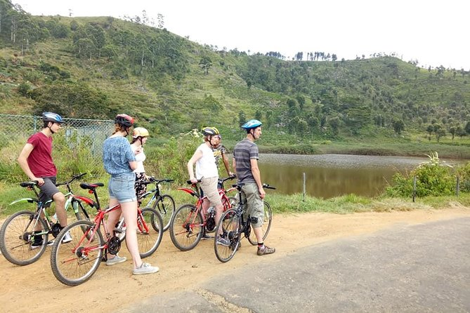 Adventure Cycling in Ella