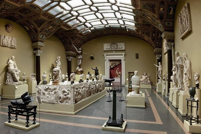 Pushkin State Museum of Fine Arts Private Tour. Enjoy the rich art collections!