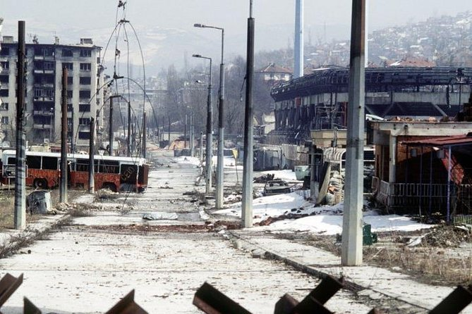 Gloom And Doom: The Siege Of Sarajevo Tour photo 1