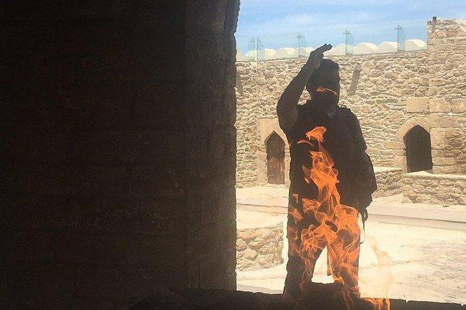 Absheron Peninsula (Ateshgah fire temple & Yanardag) tour