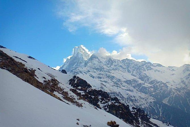 4 Days Mardi Himal Base Camp Trek - 4500 Meters
