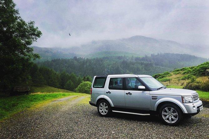 Edinburgh and Beyond Driving Tour (Private)