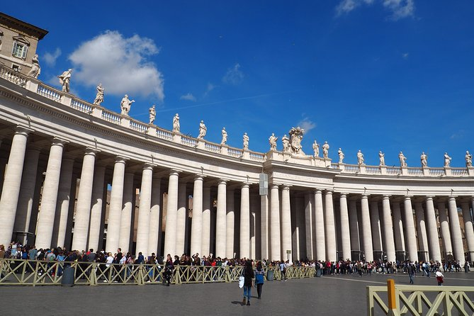 Entrance e-ticket Vatican Museums and Sistine Chapel with Audio Tour