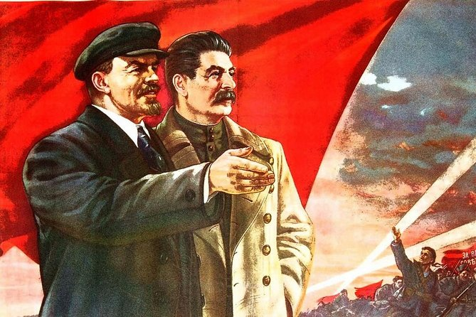 Private Tour of Communist Moscow: Hidden pages of USSR