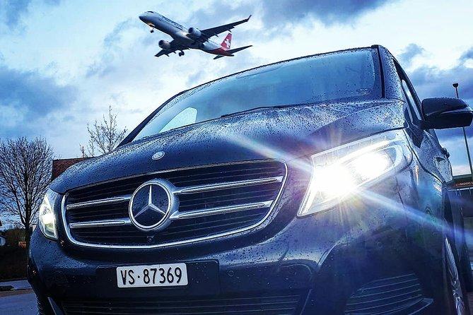 Airport Transfer Zermatt to Geneva or vice versa