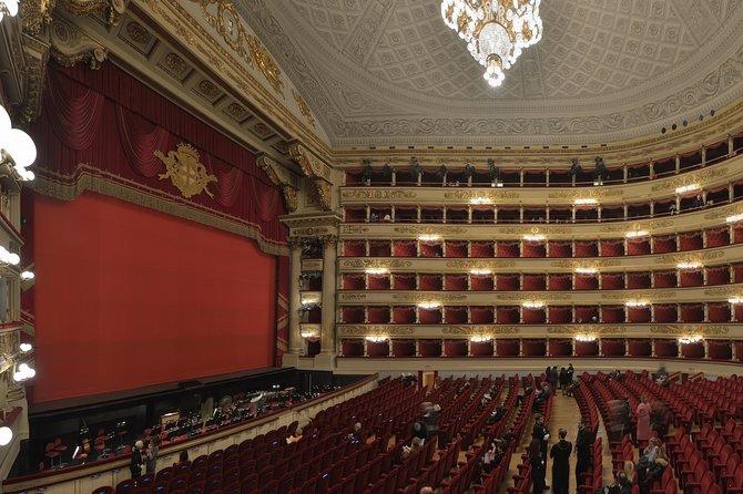 La Scala Theatre & Museum guided tour in Milan