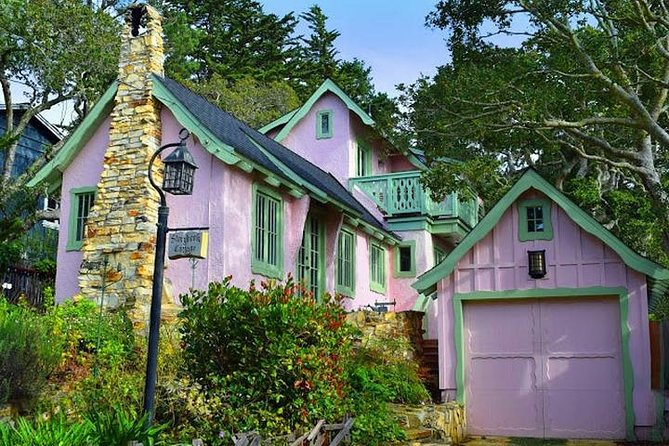 Carmel-by-the-Sea's Fairytale Houses: A Self-guided Audio Tour