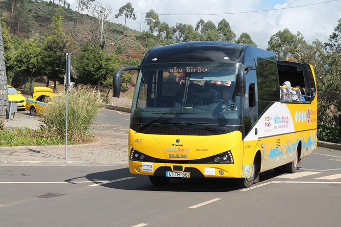 Cabo Girão Hop-On Hop-Off Shuttle Tour