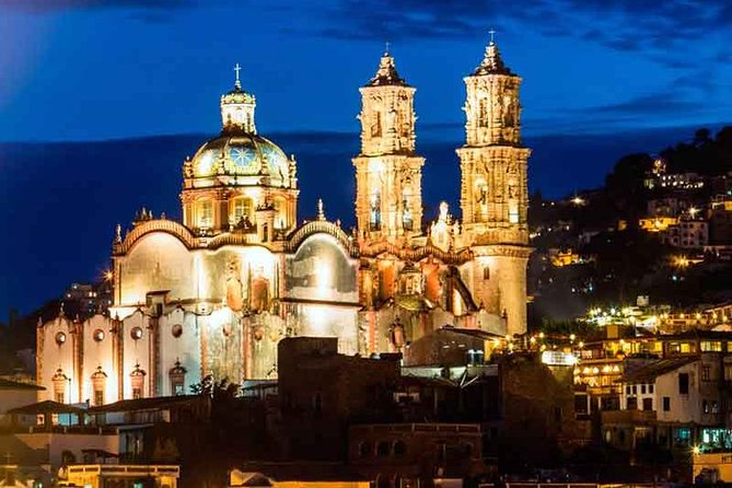 Super Combo 2 days. Day 1: CDMX City Tour and Pyramids. Day 2: Taxco and Cuernavaca