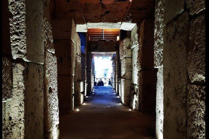Colosseum Underground Tour, Semi private Palatine Hill and Roman Forum Tour