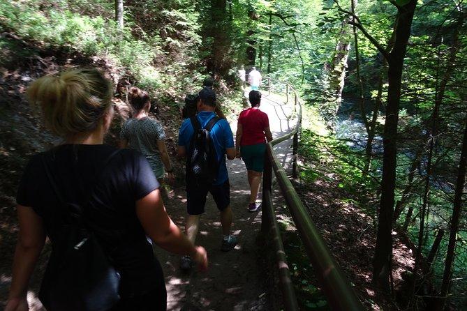 Hiking in Bohemian Switzerland Small Group Tour
