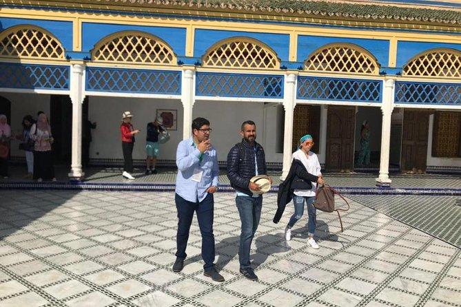 Half day Marrakech sightseeing tour