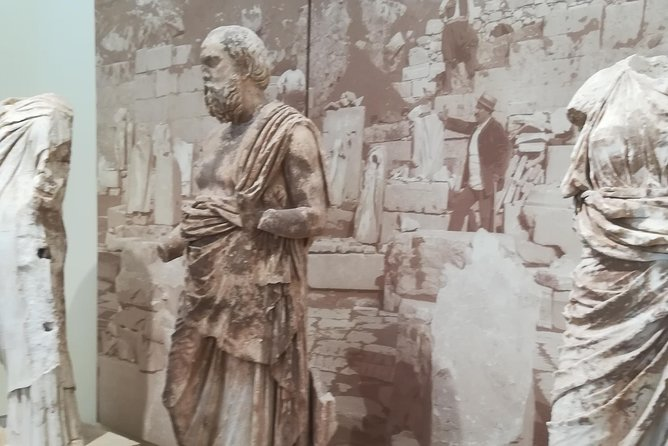 Delphi Full Day Private Tour: Temple of Apollo, Museum, Navel of Earth & Oracle