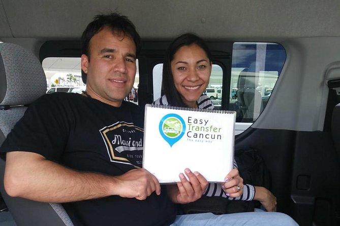 Private transfer in Cancun, Playa del Carmen or Riviera Maya