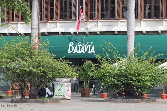 Historical of Batavia by Night