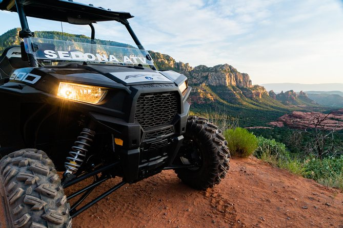 4-Hour RZR ATV Rental in Sedona