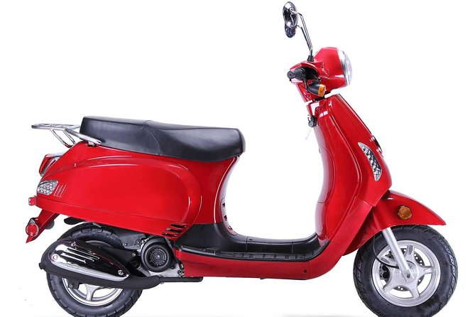 """2 Person Scooter """"Lucky """" 49cc"""