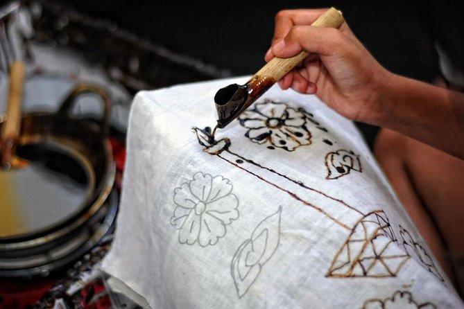 Indonesian Traditional Batik Class