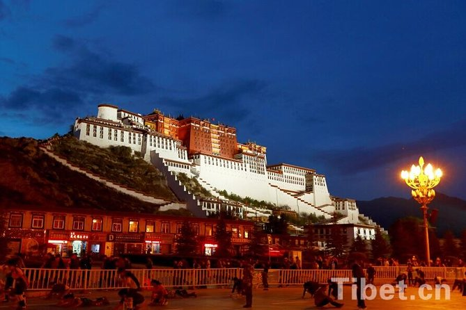 Central tibet tour to south and north sides with city tour7-8 days