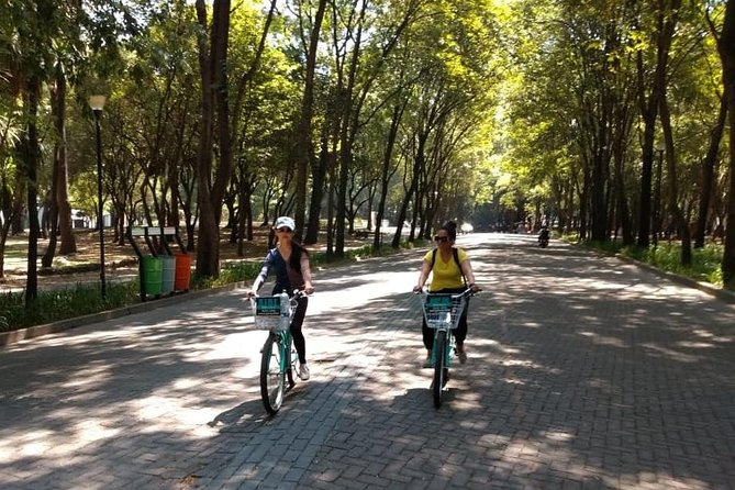 The best of Mexico City Bike Experience EXPRESS
