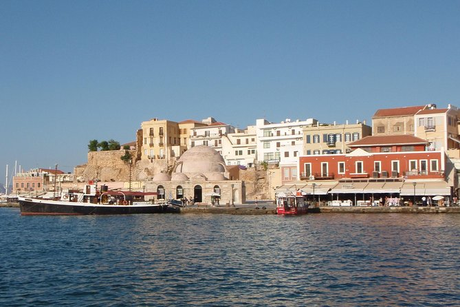 Chania Old Town Tour