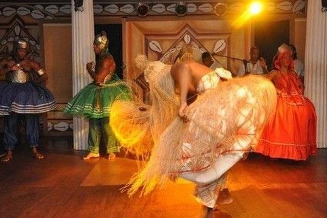 Bahia Night - Folkloric Show with Dinner Included in Salvador
