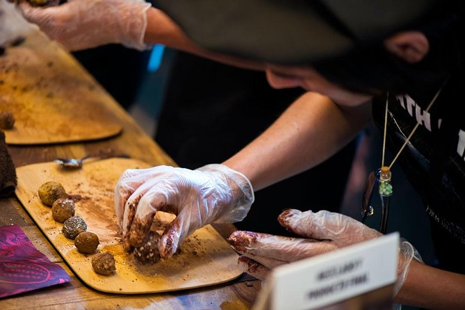 Visit Quito and make your own chocolate truffles with Pacari chocolate